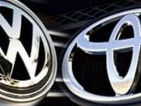 Volkswagen ajunge pentru prima dată cel mai mare constructor auto mondial, depășind Toyota
