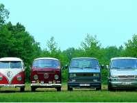 Volkswagen Kombi iese la pensie, după 56 de ani de producţie