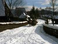 Vom avea zăpadă de Crăciun? Aflaţi cât va ninge şi cât de rece va fi în Maramureş în această iarnă