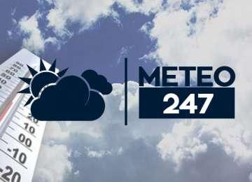VREMEA ÎN ACEST WEEKEND - Vreme ploioasă în întreaga țară; valori termice normale pentru această perioadă