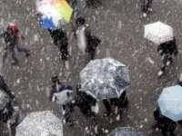 VREMEA - Informare de vânt puternic și precipitații mixte în întreaga țară, de miercuri dimineață