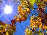 VREMEA - Meteorologii anunţă o săptămână de toamnă perfectă, cu temperaturi calde
