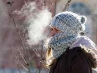 VREMEA - Val de frig și nopți geroase în perioada 9 - 14 februarie