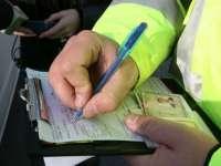 Weekend cu ghinion pentru 13 șoferi maramureșeni care au rămas pietoni