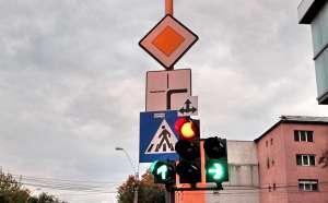 ZiarMM - Cel mai prost semafor din Baia Mare