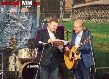 ZILELE MARAMUREȘULUI – Seară magică cu Ducu Bertzi și Ștefan Hrușcă