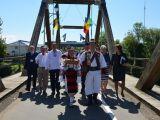 Ziua Bunei Vecinătăți reunește la Apșa de Jos reprezentanți din Transcarpatia, Maramureș și Satu Mare