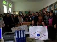 Ziua Europeană a Limbilor a fost sărbătorită şi la Liceul Tehnologic Forestier