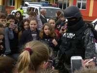 Ziua europeană de luptă împotriva traficului de persoane, marcată de polițiștii maramureșeni