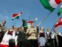 Ziua maghiarilor de pretutindeni, sărbătorită în Transilvania. Vezi VIDEO de la Sighet