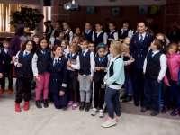 Ziua Mondială a Educaţiei, marcată de către polițiștii maramureșeni
