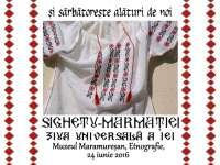 Ziua universală a IEI va fi marcată și în Sighetu Marmației