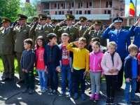Ziua Veteranilor de Război, la Monumentul Ostaşului Român din Baia Mare