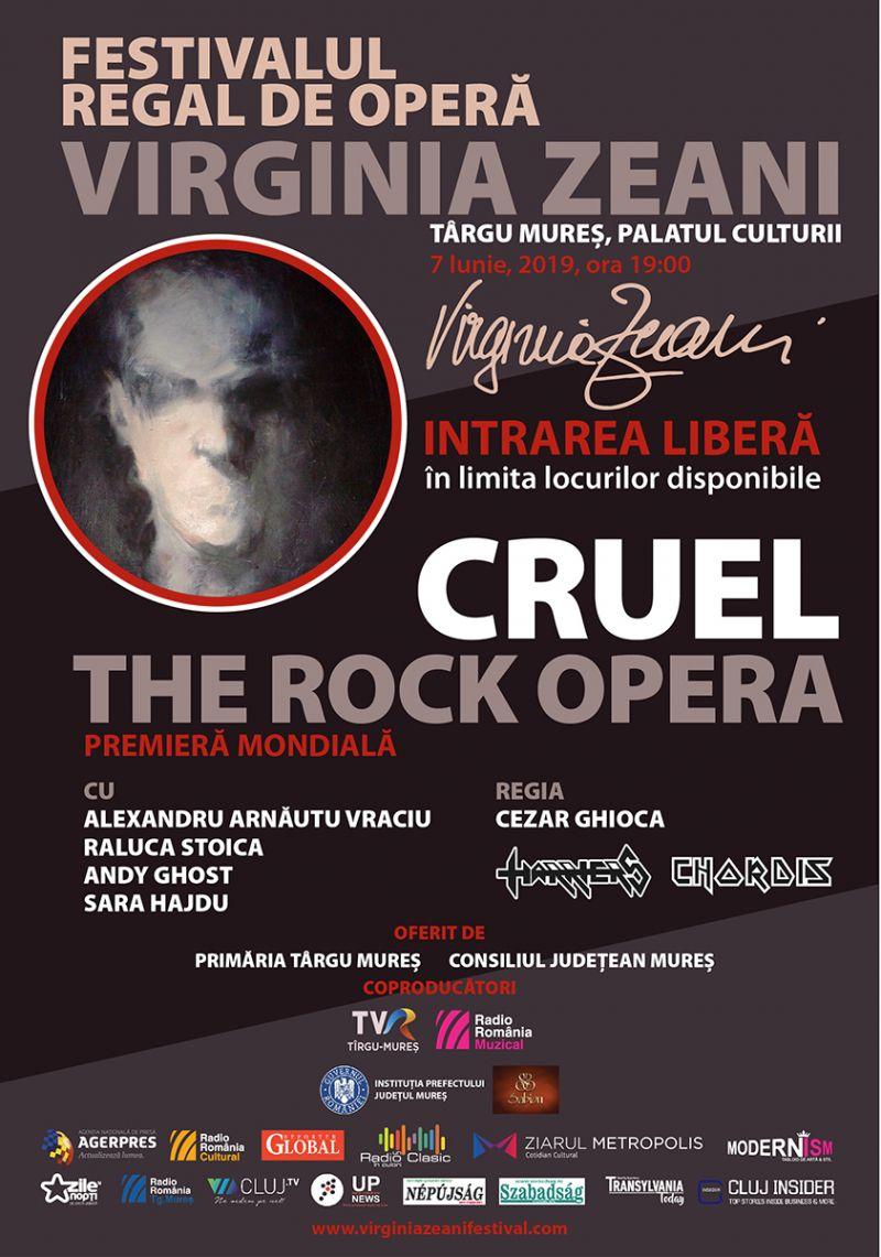 De la MOZART la DEATH METAL - Opera rock