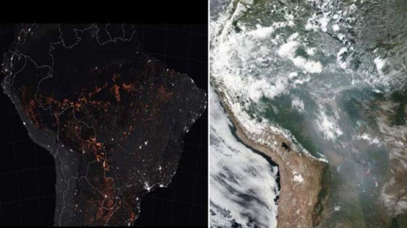 Brazilia a respins oferta din partea G7 pentru salvarea Pădurii Amazoniene