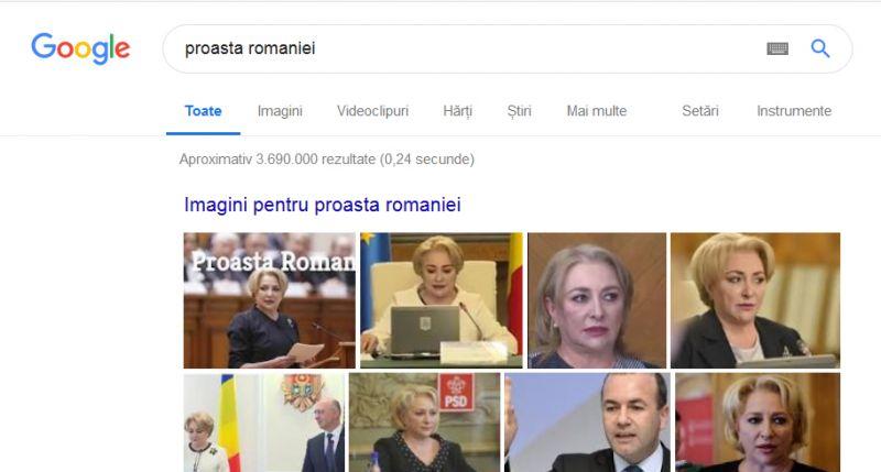 """Marian Oprișan își bate joc de Dăncilă. """"Dacă dai pe Google «proasta României», îți apare «Viorica Dăncilă»"""""""