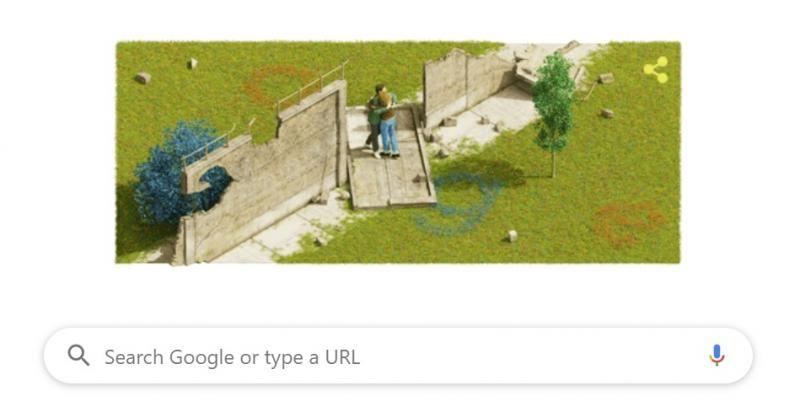 Se împlinesc 30 de ani de la căderea Zidului Berlinului
