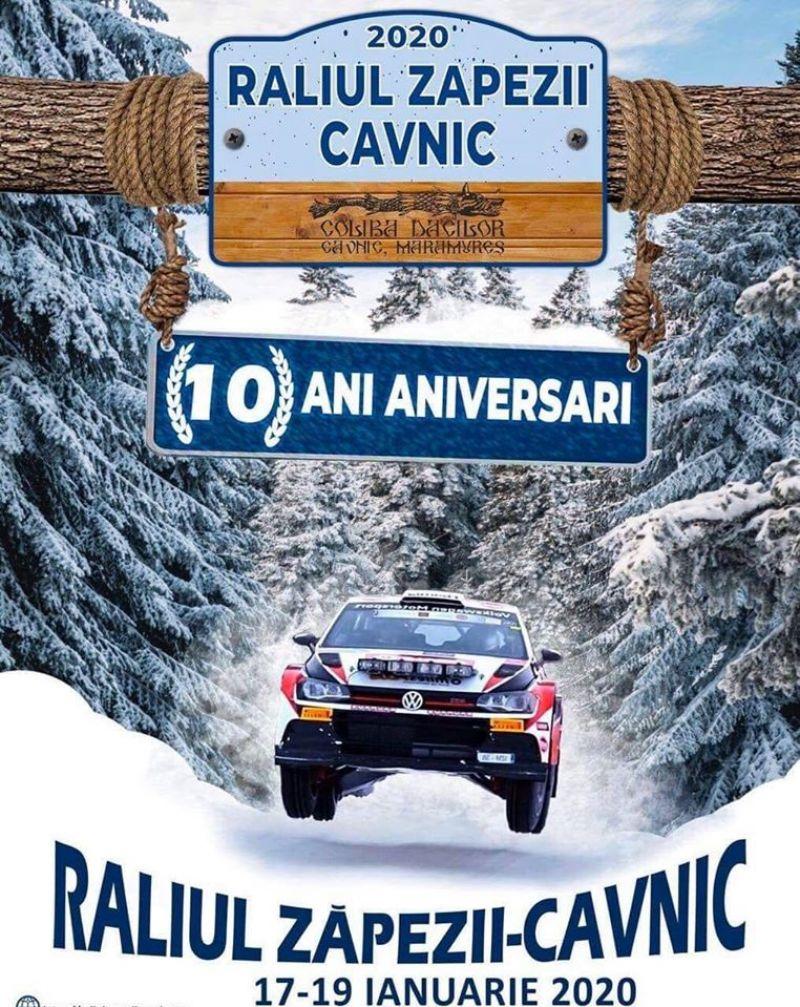 Raliul Zăpezii de la Cavnic la a 10-a ediție. Vezi programul complet