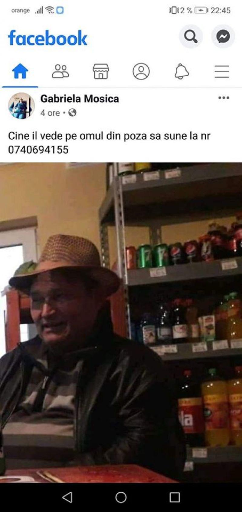 L-AȚI VĂZUT? - Sighetean de 47 de ani din cartierul IAPA, dispărut de câteva zile