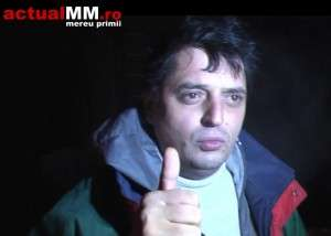 VIDEO: Doar în Maramureș - Cum explică un șofer producerea unui accident rutier. Te prăpădești de râs