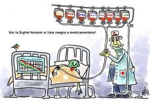 Cum funcționează Spitalul din Sighet :)