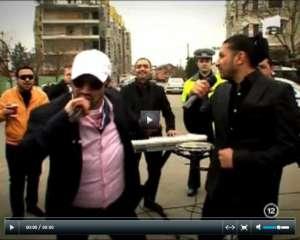 Florin Salam vs. Lady Baba la EuroVision