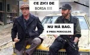"""Lui Chuck Norris îi este frică să vină în Borșa: """"E prea periculos"""""""