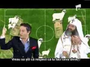 PARODIE VIDEO - Gigi Becali vs. Patriarhul Daniel