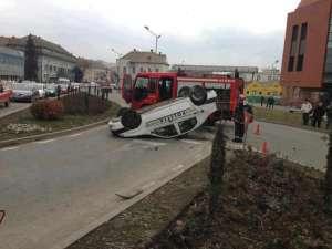 Poliția cu josul în sus :)
