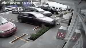 VIDEO - 15 cazuri șocante, toți au scăpat cu bine