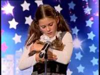 """VIDEO - """"Moldovenii au talent"""": O fetiță a învățat o pisică să cânte"""