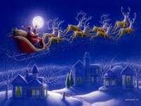 VIDEO - Moș Crăciun și prietenii săi... vânători :)